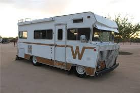Motorhome Custom Interiors 1972 Winnebago Custom Rv 161483
