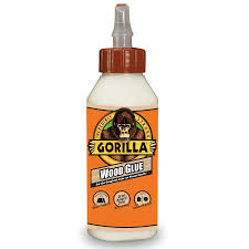 shop wood adhesive at lowes com gorilla wood glue off white interior exterior wood adhesive actual net contents