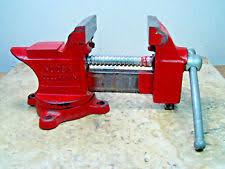 Fuller Bench Vise Craftsman No 391 5180 Swivel Base Bench Vise 3 1 2