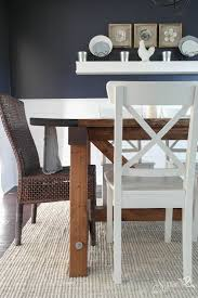 Farm Table Dining Room by Farmhouse Table And Dining Room Makeover Hometalk
