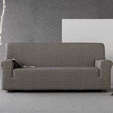 housse de canap extensible housse de fauteuil et canapé chevron