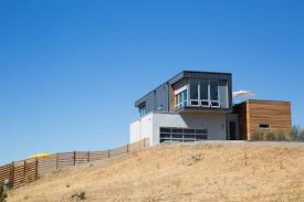 this green minded prefab treads lightly on the earth dwell this green minded prefab treads lightly on the earth dwell cloverdale home showing exterior from hill home decor