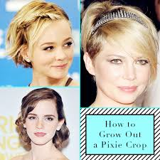 how long for hair to grow out of inverted bob how to grow out a pixie crop hair extensions blog hair