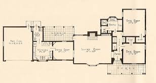 Kaufmann Desert House Floor Plan Before The Birdhouse U2013 Some Early Mellenthin Homes Paradise Leased
