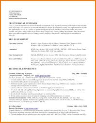 summary of qualifications resume examples sales resume summary of