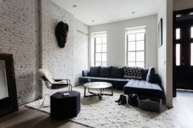 Brooklyn Home Decor Glamorous Small Townhouse Interior Design Pics Decoration Ideas
