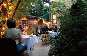 Yard Patio Chicago U0027s Best Hidden Restaurant Patios Business Of Life
