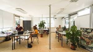 Collaborative Work Space Co Op Mediamatic Mediamatic