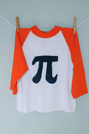 pi shirt sugar bee crafts