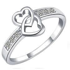 love rings design images Love ring design elegant k design 925 sterling silver ring full cz jpg