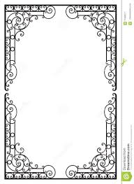 A Frame Designs by Decorative Award Frame Design Element Stock Vector Image 71083571