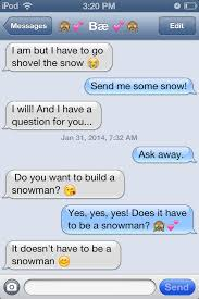 Text Message 2014 - cute text messages from frozen snowman song with my love long