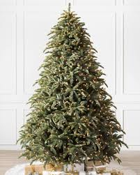 noble fir artificial christmas tree balsam hill