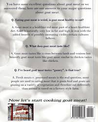 Get Your Goat Rentals by Getting Your Goat The Ultimate Guide To Cooking Goat Meat With