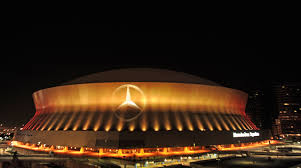 mercedes dome the mercedes superdome orleans attraction
