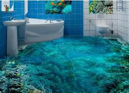 bathroom floor designs your guide for 3d epoxy flooring and 3d bathroom floor