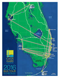 Boca Raton Map Everglades Foundation To Hold Bus Tour To Promote Eaa Reservoir
