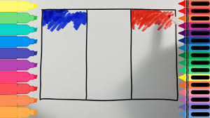 The France Flag How To Draw France Flag Drawing The French Flag Art Colors For