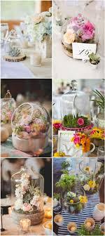 wedding centerpieces 20 unique rustic terrarium wedding centerpieces deer pearl flowers