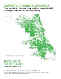 Chicago Neighborhood Crime Map by Issuelab Crime And Safety