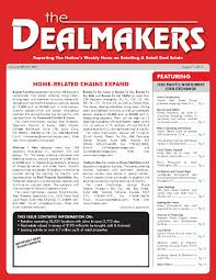 dealmakers magazine august 7 2015 by the dealmakers magazine