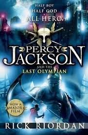 percy jackson and the last olympian by rick riordan u2013 review