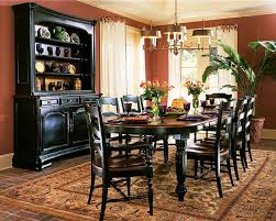 dining room exquisite black country dining room sets fabulous