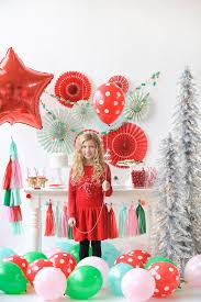 Christmas Party For Kids Ideas - kara u0027s party ideas merry u0026 bright christmas party kara u0027s party ideas