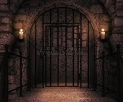 Castle Backdrop Prison Castle Backdrop Royalty Free Stock Photography Image