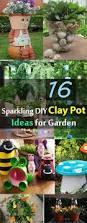 16 sparkling diy clay pot ideas for garden balcony garden web