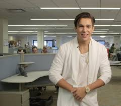 Office Work Images Austin Mahone Teaches U0027dirty Work U0027 Office Routine So You Know