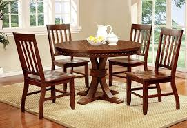 Round Kitchen Table Sets For 8 by Dining Tables 54 Round Dining Table Set Rustic Kitchen Tables