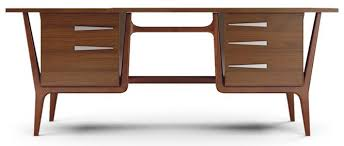Mid Century Desk Mid Century Modern Furniture U0027manu Tailer U0027 Joybird Furniture Mid