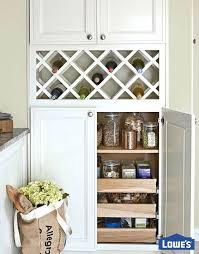 wine rack kitchen hutch with wine rack cherry kitchen hutch