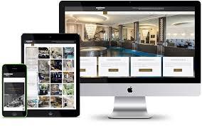 Award Winning Interior Design Websites by The Design Practice Senses Web Solutions