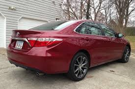 2015 Camry Le Interior 2015 Toyota Camry Xse Real World Review Autotrader