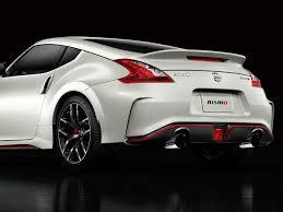 nissan 350z nismo spoiler oem 370z nismo rear deck spoiler 2015 nismo z1 motorsports
