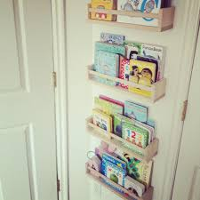 childrens book shelves home design floating bookshelves for kids craftsman large the