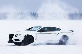 bentley snow the ultimate driving experience bentley power on ice