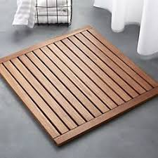 Zen Bath Mat Lateral Teak Bath Mat Master Bath Hawaii Pinterest Teak