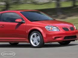 2009 pontiac g5 overview cars com
