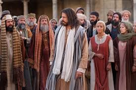 why did jesus answer questions with questions fountain of life