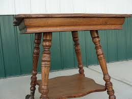 antique claw foot table table designs