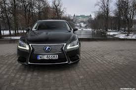 lexus is 250 opinie lexus ls600h l test autowizja pl motoryzacja