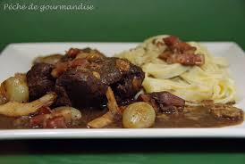 recette de cuisine civet de chevreuil civet de chevreuil à ma façon péché de gourmandise