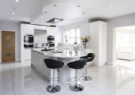 Ideas For Kitchen Floor Tiles - white kitchen floor tiles inspirational design ideas kitchen white