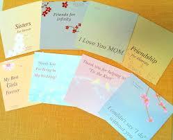 bridesmaids invitation cards tiny gold eternity necklace bridesmaid necklace on card thank