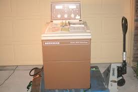 beckman j2 21 refrigerated centrifuge beckman type ja 20 8 place