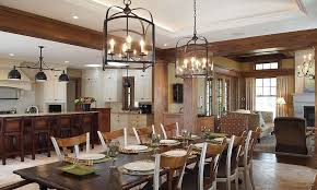 branch light fixture dining room farmhouse with sisal rug iron