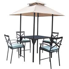 Courtyard Creations Patio Furniture by Courtyard Creations Blue River 5 Pc Patio Set Patio Lawn